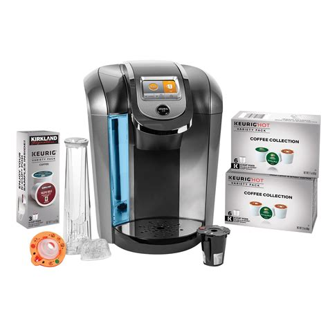 Caribou coffee blend keurig pods. Keurig K525C Single Serve Coffee Maker 15 K-Cup Pods and ...