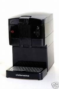 Picco espressomaschine ciclonetta kaufen bei netsend gmbh for Picco espressomaschine