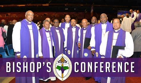 annual bishops conference church  god  christ