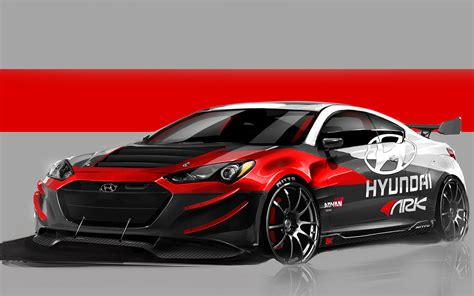 Hyundai Genesis Coupe Track by Cars Model 2013 2014 2013 Hyundai Genesis Coupe
