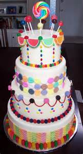 candyland cake party ideas pinterest