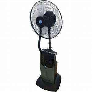 Ventilateur Brumisateur Sur Pied : ventilateur vos achats sur boulanger ~ Melissatoandfro.com Idées de Décoration