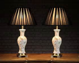 Pair Oriental Style Table Lamps C.1960 Basement Waterproofing Bel Air Md Plywood Ceiling How To Prep Walls For Painting Water Barrier Floor Waterproof Paint Is Cork Flooring Good Basements Keep Warm Owens Corning Finishing System