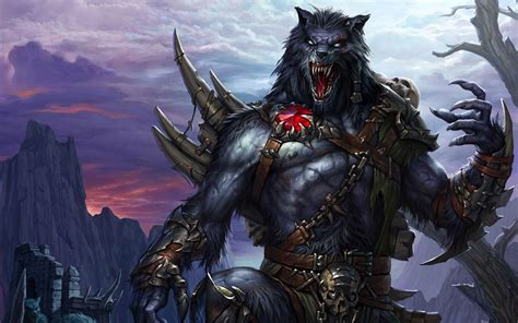 Free Download Werewolf Wallpapers