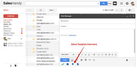 Templates Gmail by How To Create And Send Html Email Template In Gmail