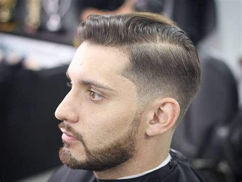 Vintage Inspired Hairstyles For Men For 2017 Korean Haircut East Lansing Easy Hair Updo For Prom Barbershop Haircuts Gallery Hairstyles With High Crown Maharashtrian Wedding Simple Hairstyle Graduation Day Tousled Bangs Emo No