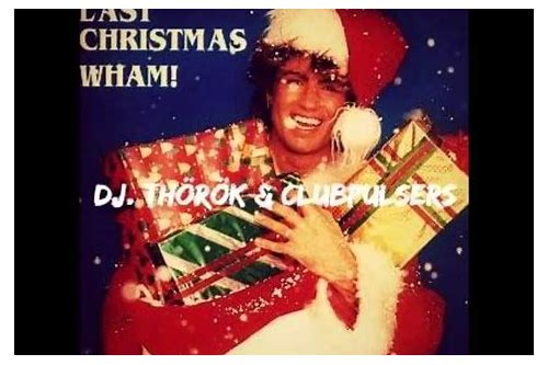 Wham! Last christmas (+ download link) youtube.