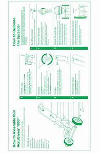 Scotts Spreader Parts Manual