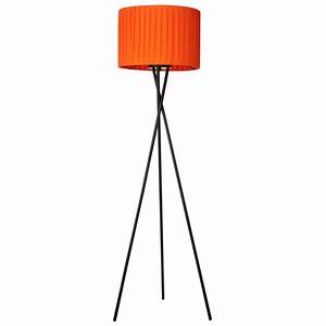 john lewis malia floor lamp orange review compare With tripod floor lamp with orange shade