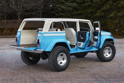 jeep chief concept 2015 jeep concept vehicles race dezert com
