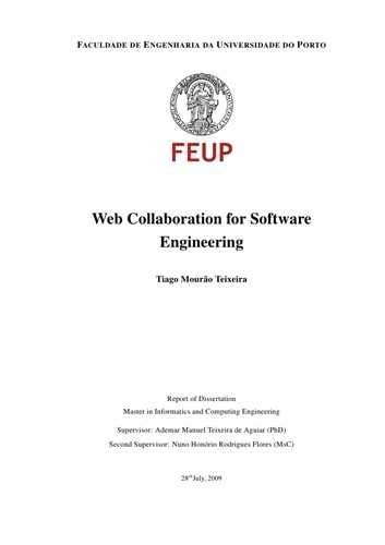 For Master Thesis In Software Engineering for master thesis in software engineering