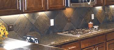 slate backsplashes for kitchens create a unique and fresh kitchen with a slate backsplash the kitchen