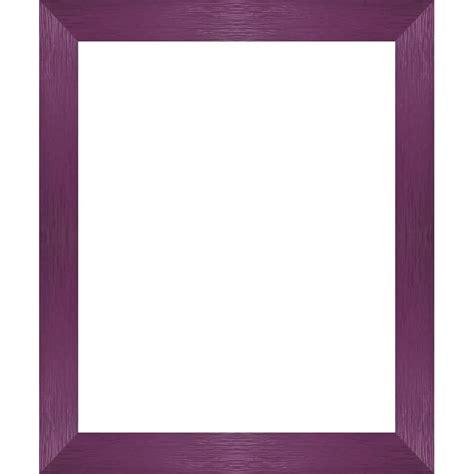 encadrement bois mauve avec verre et dos cadre pas cher sur cadre et encadrement