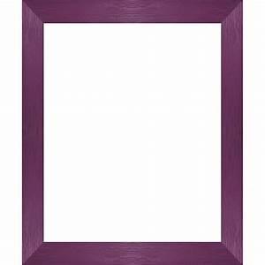 Cadre Marie Louise : encadrement bois mauve avec verre et dos cadre pas cher sur cadre et encadrement ~ Melissatoandfro.com Idées de Décoration