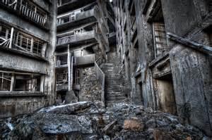 Abandoned Hashima City: Island Inspiration for James Bond ...