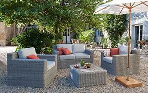 Salon Rotin Castorama. mobilier jardin rotin mobilier salon de ...