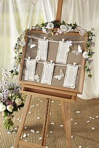 DIY Vintage Wedding Table Chart - Hobbycraft Blog