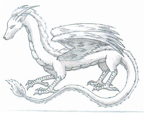 Chinese Dragon Wings Shaded By Raindrop717 On Deviantart