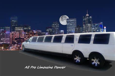 Bachelorette Limo by Denver Limo Denver Limousine Service All Pro Limousine