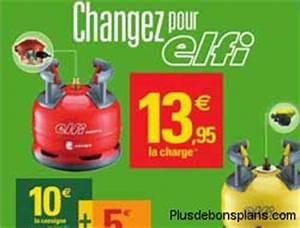 Promo Bouteille De Gaz Detendeur Offert : remboursement sur la consigne de bouteille de gaz elfi ~ Melissatoandfro.com Idées de Décoration