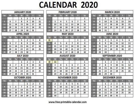 printable calendar printable calendarcom