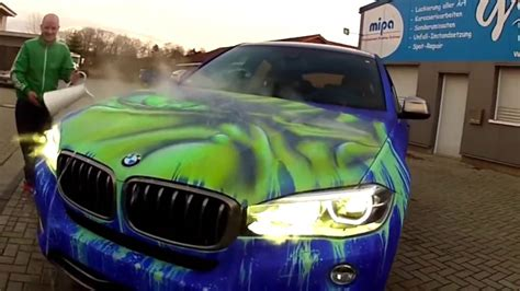 chagne color car car change colour in