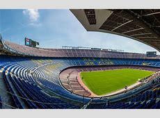 Download wallpapers Camp Nou, Barcelona, Spain, FCB, 4k