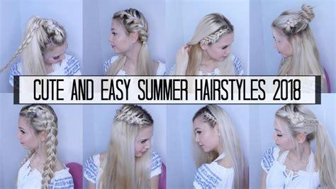 Cute Easy Summer Hairstyles 82