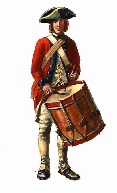 Drummer Revolutionary War American Army Drummers Continental
