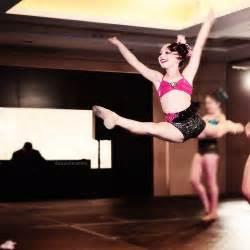 Dance Moms Maddie Ziegler Leap