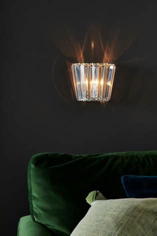 buy leila wall light from the next uk online shop