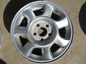 Right Wheel 15x6 5 Aluminum 7