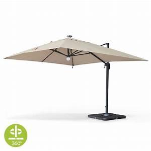 Parasol Rectangulaire Pas Cher : catgorie parasol page 2 du guide et comparateur d 39 achat ~ Dailycaller-alerts.com Idées de Décoration