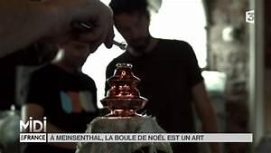 Boule De Noel De Meisenthal : made in france meisenthal la boule de no l est un art ~ Premium-room.com Idées de Décoration