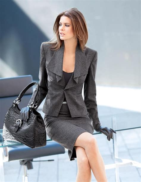 Skirt Suits Designs For Work FashionTasty Com
