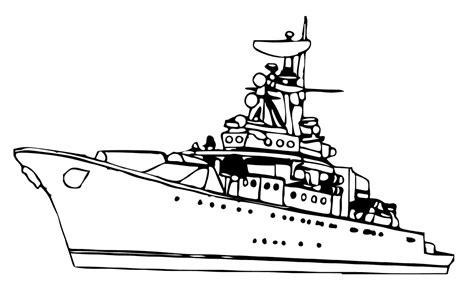 Barcos De Guerra Para Colorear by Dibujos De Barcos De Guerra Imagui