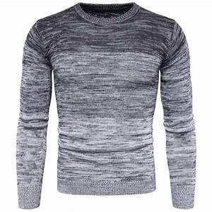 Solde Marque De Luxe : pull homme marque luxe d grad de couleur pour pullover homme chandail homme gris gris achat ~ Voncanada.com Idées de Décoration