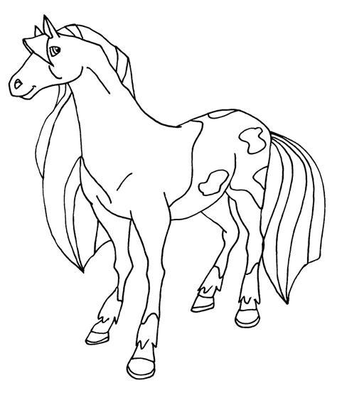dessins de coloriage horseland  imprimer sur laguerchecom page