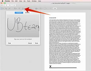 how to sign a pdf document on mac using preview app With sign documents on mac