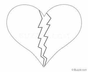 Easy Instructions to Draw a Heart