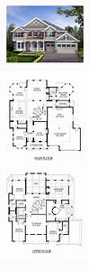 19 Wonderful Home Plans For Large Families