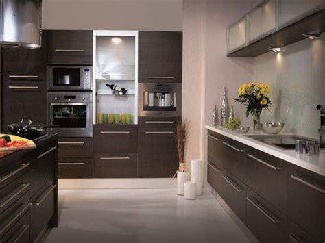 cuisine marron et blanc 28 best images about cuisine moderne on
