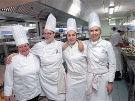 ecole cuisine ferrandi pourquoi les femmes plébiscitent le métier de cuisinier