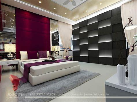3d Interior Elevation Living Room  Modern Living Room
