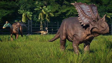 jurassic world evolution review godisageekcom