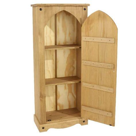 Cupboard Cheap by Corona Vestry Cupboard In Pine Black Cheap Furniture