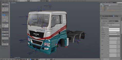 Scs Software's Blog Scs Blender Tools  Full Truck