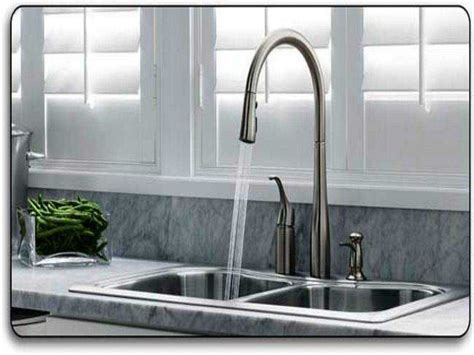 Inspirational Kitchen Sink Faucets At Lowes Wallpaper