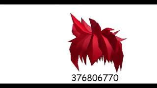 How to get free hair. Red Hair Code For Roblox | Roblox Xbox Game