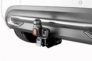 Fiat Doblo Mk2 2010 Onwards Flange Towbar